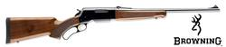 "Buy .223 Browning BLR Pistol Grip Blued/Walnut: 20"" in NZ New Zealand."