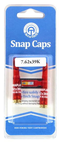 Buy Accu-Tech Snap Caps: 7.62x39 in NZ New Zealand.