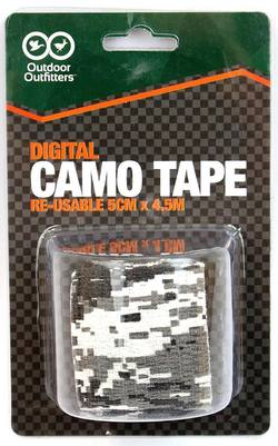 Buy Outdoor Outfitters Camo Wrap Tape in NZ New Zealand.