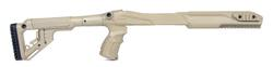 Buy FAB Defense Ruger 10/22 UAS Chassis: Tan in NZ New Zealand.