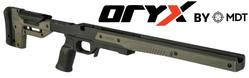 Buy MDT Oryx Chassis For Short-Action Tikka T3: Right-Handed - OD Green in NZ New Zealand.