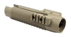 Buy FAB Defense Mossberg 500 Rail System Forend: Tan in NZ New Zealand.