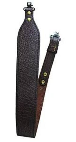 Buy Outdoor Connection Caesar Leather Sling with Swivels Brown in NZ New Zealand.