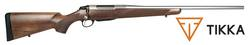Buy Tikka T3x Hunter Stainless/Walnut: 3 Calibres in NZ New Zealand.