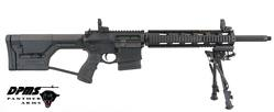 "Buy 308 DPMS Gen2 LRT-SASS 18"" Free Float Quadrail with PRS Stock and Bipod in NZ New Zealand."