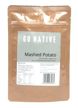 Buy Go Native Instant Mashed Potato in NZ New Zealand.