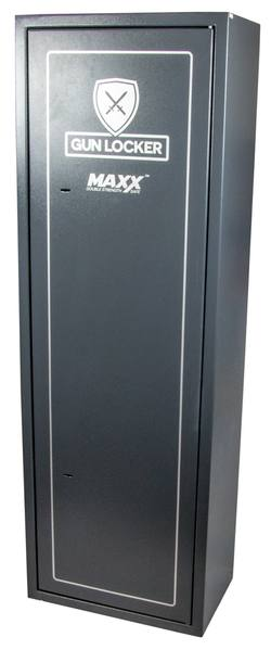 Buy Gun Locker Maxx™ Double Strength Gun Safe: 10 Gun in NZ New Zealand.