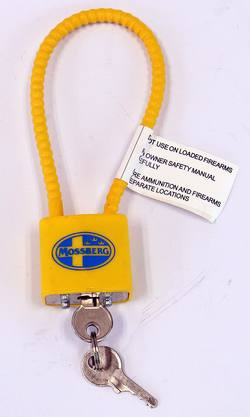 Buy Mossberg Branded Padlock in NZ New Zealand.