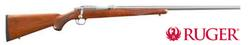 Buy 22 LR Ruger K77/22 Stainless Wood Heavy Barrel in NZ New Zealand.