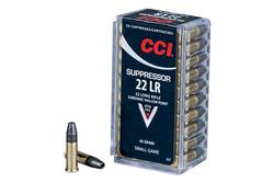 Buy 22 LR CCI Suppressor 45gr Hollow Point *Choose Quantity* in NZ New Zealand.