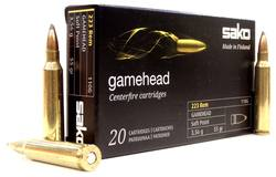 Buy Sako 223 55GR Gamehead SP *Choose Quantity in NZ New Zealand.