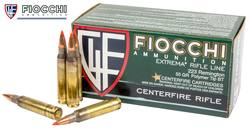 Buy .223 Fiocchi Extrema Ammunition: 55GR, Polymer Tip *** Choose Quantity *** in NZ New Zealand.