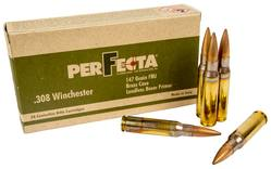 Buy .308 Fiocchi PerFecta: 147 Grain, FMJ *** Choose Quantity *** in NZ New Zealand.