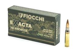 Buy Fiocchi .308 175gr HPBT Sierra Match King in NZ New Zealand.