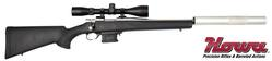 Buy 223 Howa 1500 Stainless/Synthetic Scoped & Silenced Package in NZ New Zealand.
