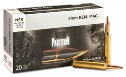 Buy Sellier & Bellot 7mm Rem Mag 175gr Nosler Partition x20 in NZ New Zealand.