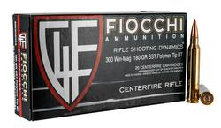 Buy 300 Win Fiocchi 180gr Super Shock Tip in NZ New Zealand.