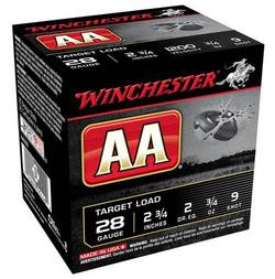 Buy 28ga Winchester 3/4 oz #9  in NZ New Zealand.
