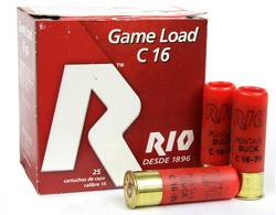 Buy 16ga Rio Buckshot Game Load *Choose Quantity* in NZ New Zealand.