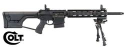 "Buy 308 DPMS Gen2 Hunter 18"" Free Float Quadrail with PRS Stock and Bipod in NZ New Zealand."