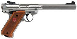 "Buy .22 LR Ruger Mark IV Competition: Stainless, 6.88"" Barrel in NZ New Zealand."