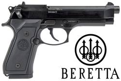 Buy .22 LR Beretta 92FS: Blued/Synthetic in NZ New Zealand.