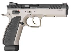Buy 9mm CZ 75 SP-01 Shadow 2 Urban Grey in NZ New Zealand.