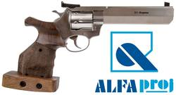 "Buy .357 Magnum ALFA 3563 Sport: Stainless/Wood with 6"" Barrel in NZ New Zealand."