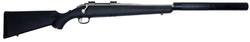 Buy 7mm-08 Ruger American Stainless Steel/Synthetic with Silencer in NZ New Zealand.