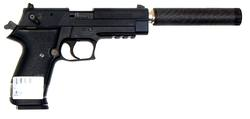 Buy 22 Sig Sauer Mosquito Threaded with Silencer in NZ New Zealand.