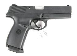 Buy 9MM Smith & Wesson SW9F Blued/Synthetic in NZ New Zealand.