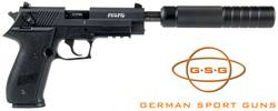 Buy .22 LR GSG Firefly with Outdoor Outfitters Silencer in NZ New Zealand.