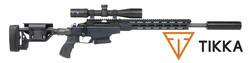 Buy .308 Tikka T3x Tac A1, Zeiss Conquest V4 4-16x44 Scope & Hushpower Silencer Package in NZ New Zealand.
